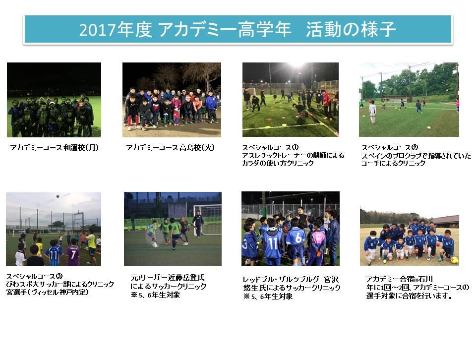 【高学年】BSCサッカースクール理念5