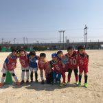 【報告】3月20日(祝・月)サッカースクール 交流試合に参加してきました