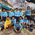 【結果】第49回 滋賀県スポーツ少年団サッカー選手権大会 湖西ブロック予選(小学6年生)