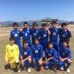 BSCジュニアユース クラブユース選手権滋賀県大会予選リーグ