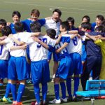 BIWAKO SCジュニアユース(中学生)高円宮杯U-15 TOPリーグの試合結果を更新しました
