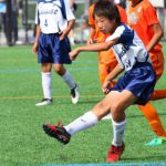BSC志賀ジュニア【山田 将太選手】がナショナルトレセンU-12関西に選出されました