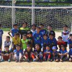 サッカースクール(U-10)夏休み交流試合を開催いたしました!