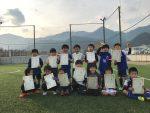 サッカースクール 幼児クラス交流試合を開催しました