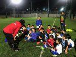【幼児~低学年】12月度スペシャルコース 「キッズサッカー×運動あそび」を開催しました