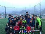 【幼児~低学年】2月度スペシャルコース 「キッズサッカー×運動あそび」を開催しました