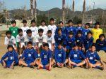 BSCジュニアユース 高円宮杯U-15サッカーリーグ滋賀2018 TOPリーグ結果