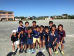 BSCサッカースクール(6年生)のアカデミー合宿を行いました 7/30〜7/31